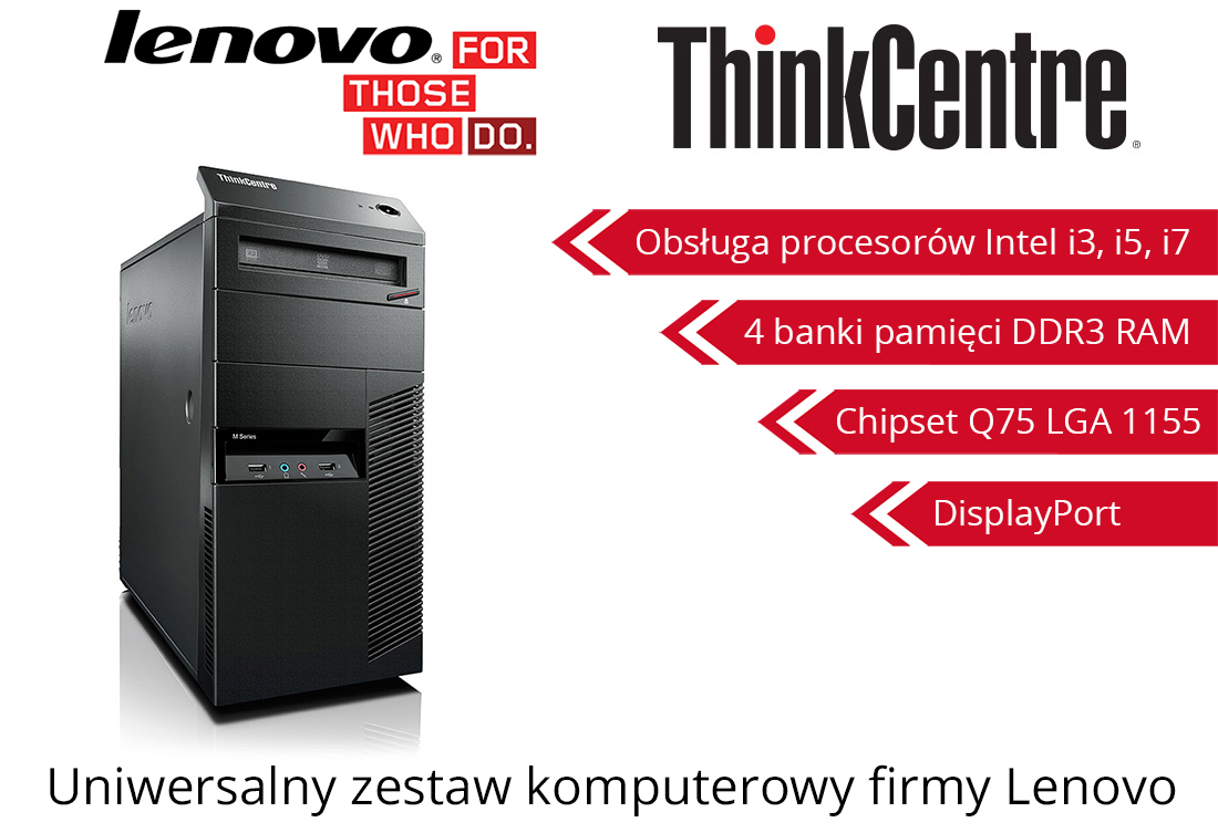 Lenovo ThinkCentre M82 G640 4GB 250GB Windows7 Professional