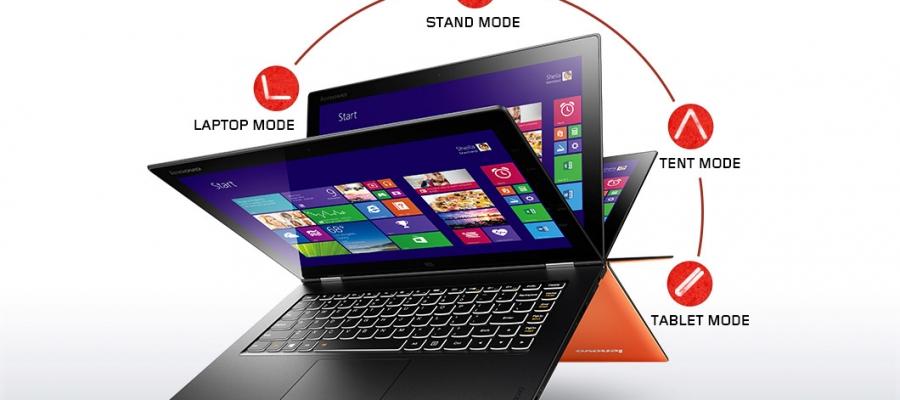 Lenovo Yoga 2 Pro – tablet rozmiar XXL