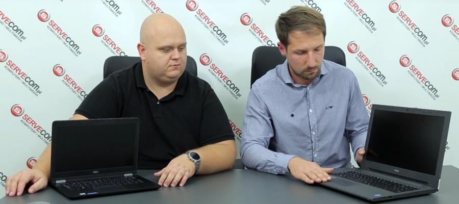 Porównanie laptopów DELL – Latitude E7270 / Vostro 3549
