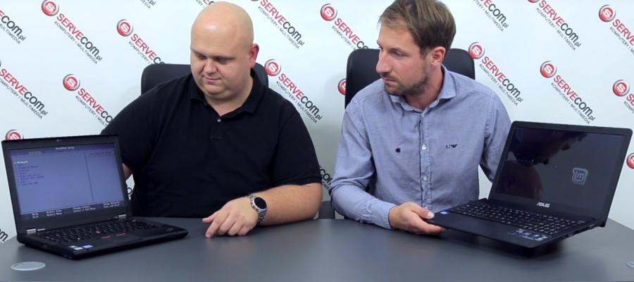 Laptop biznesowy vs laptop konsumencki – porównanie sprzętu cz.1/2