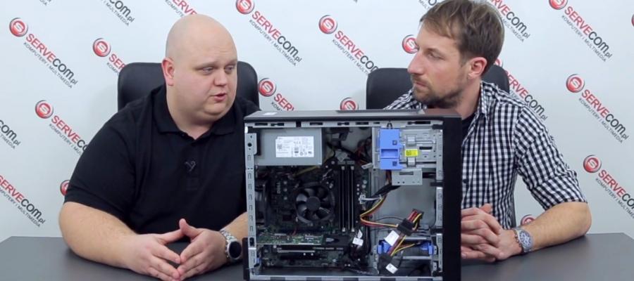 Polesingowy komputer DELL Precision T1700 – zwykły desktop czy coś więcej?